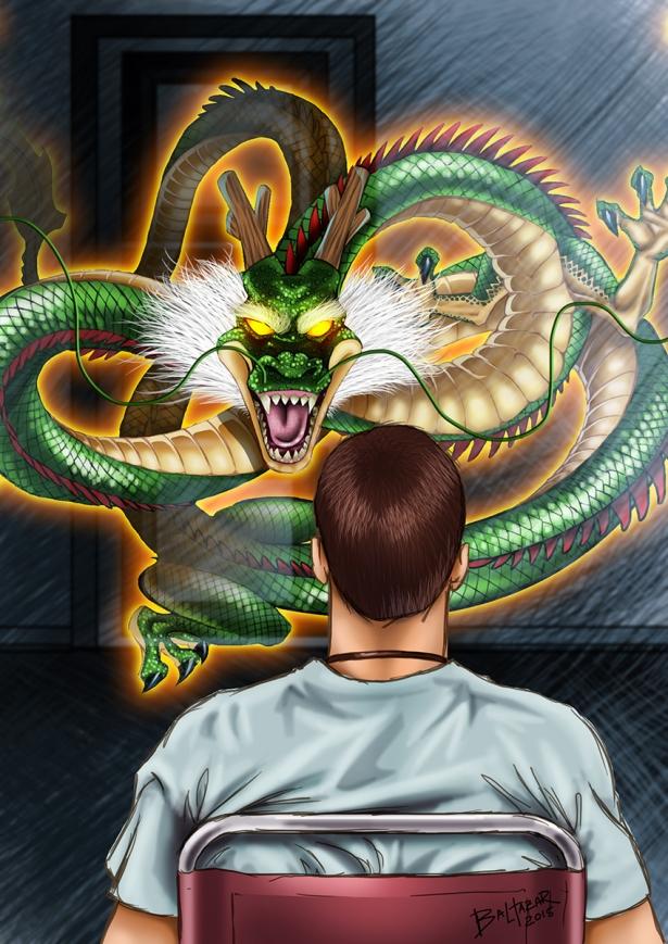Dragão espiritismo